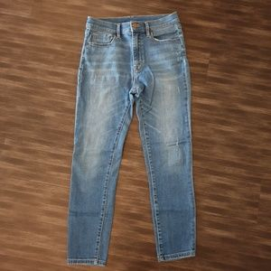 Urban Outfitters High Waisted Jean Pants skinny 28
